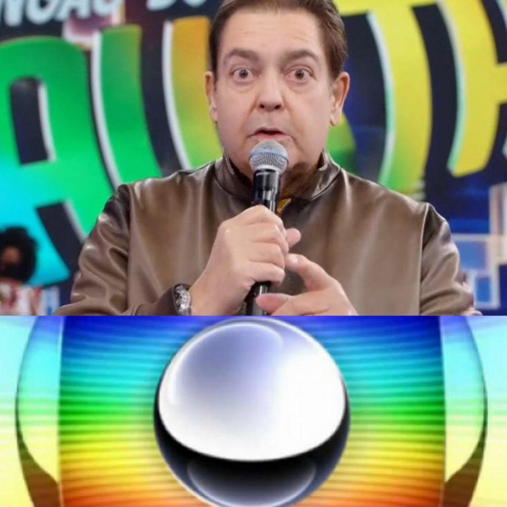 Globo quer antecipar a saída de Faustão da emissora.